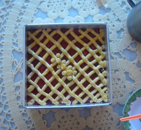 Linzer Torte 12